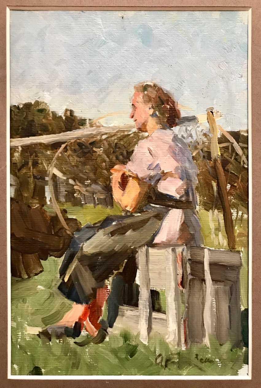 Kozlovskiy A. S. Painting, 1958 - photo 5