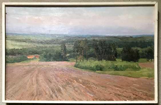 "Belonovich, I. I. ""Arable land"", 1954 - photo 1"