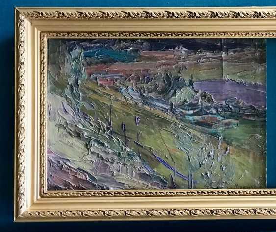 """Marochkin A. A. """"Barstock landscape"""", 1969-1975. - photo 3"""