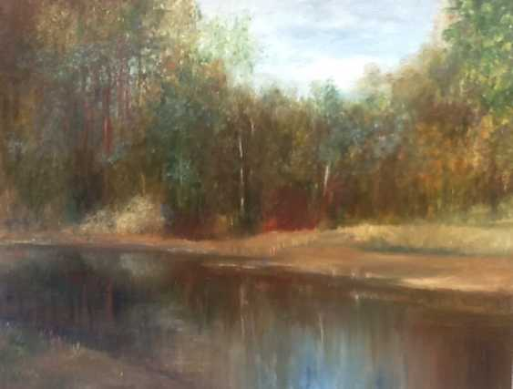 Galina Timofeevskaya. The stream in the forest - photo 1