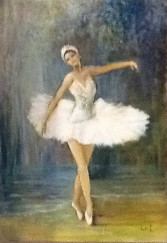 "Galina Timofeevskaya. "" Odette. Swan lake "" - photo 1"