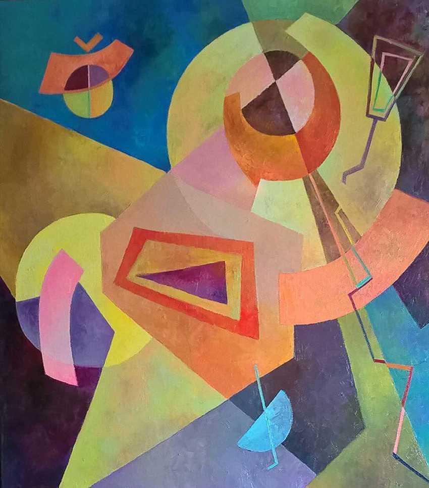 "Marina Tiik. ""Abstract composition"" - photo 1"