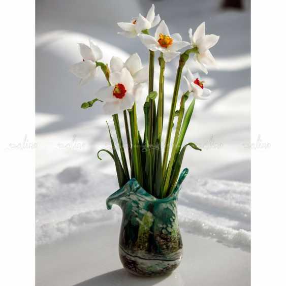 Oksana Parfentyeva. Floral arrangement SPRING IN middle-EARTH - photo 5
