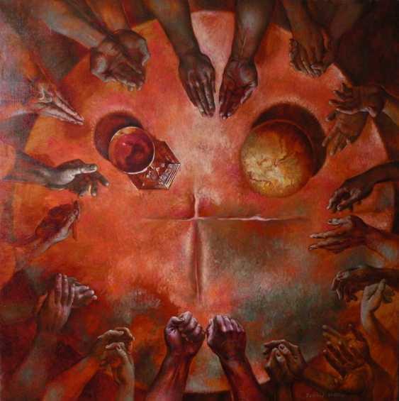 Andrei Dubinin. The Last Supper. - photo 1