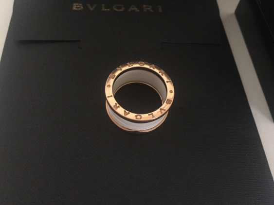 Damenring BVLGARI Gold - photo 3