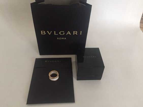 Damenring BVLGARI Gold - photo 2