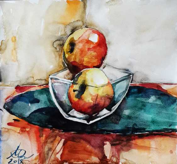 Monika Lemeshonok. Apples - photo 1