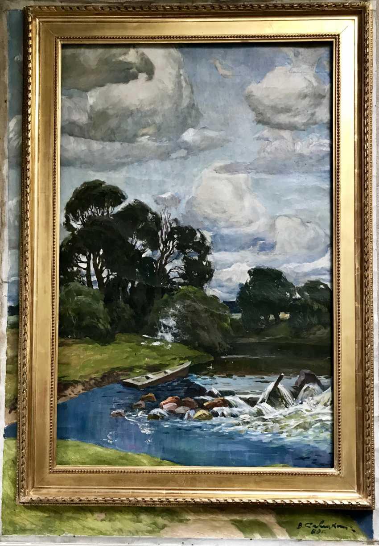 Savitsky V. N. Painting, 1980 - photo 3