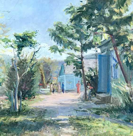 "Krasovskii E. E. ""Spring"". 1950 - photo 2"