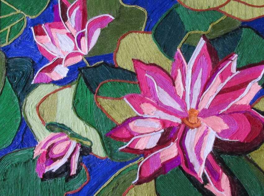 "Olga Beketova. ""Lotus"" - photo 1"