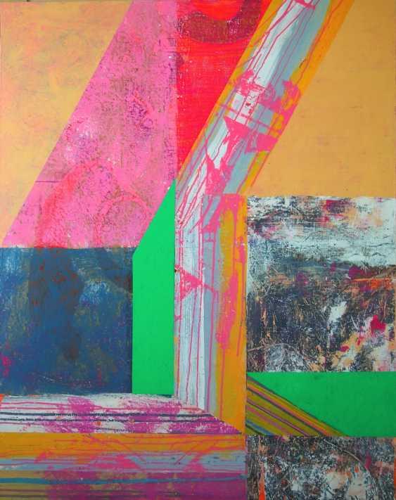 Radik Garifullin. Abstract composition. - photo 1