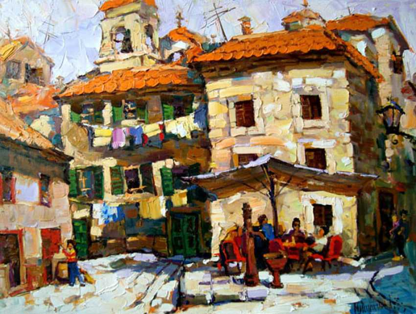 Andrey Mishagin. To. Old town - photo 1