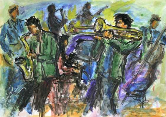 Salidjon Mamatkulov. Jazz - photo 1