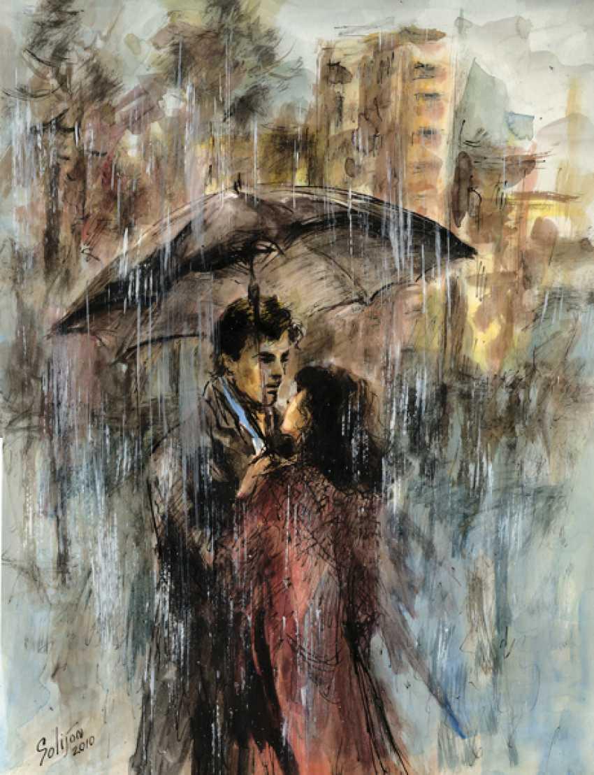 Salidjon Mamatkulov. Torrential rain - photo 1