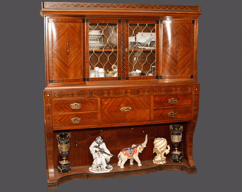 Buffet, Western Europe, mid XIX century - photo 1