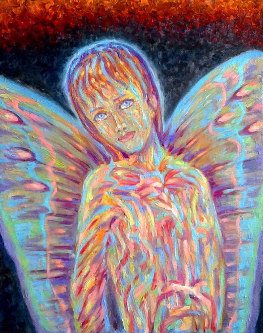 Alex Smirnov. Angel - photo 1