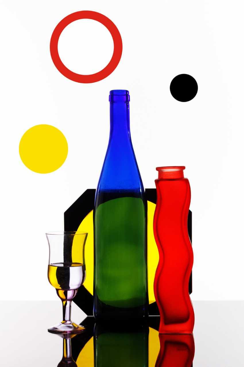 Refat Mamutov. Color geometry. - photo 1