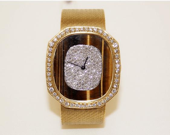 Chopard watch gold 750, 48 Brilliantov - photo 1