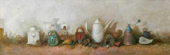 Sergey Malysh. Still life with white teapot - photo 1
