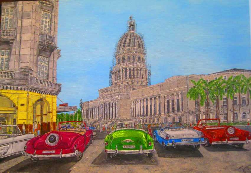 Eduard Ponikarov. Havana - photo 1