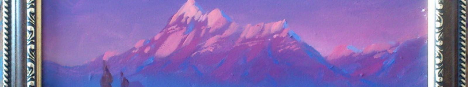 Gallery Painter Vadim Mitkov