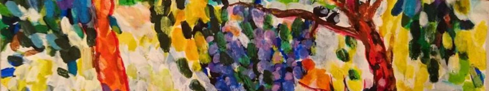 Gallery Painter Alesja Melentjeva-Zlotnikova