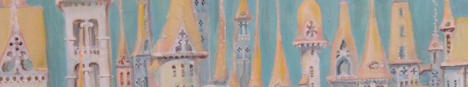 Gallery Painter Tatiana Ostapenko