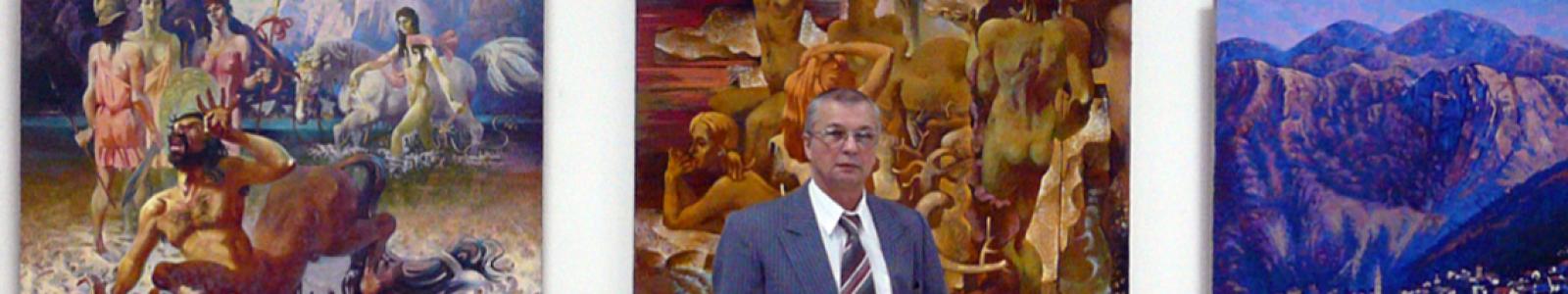 Gallery Painter Vasily Ptyukhin
