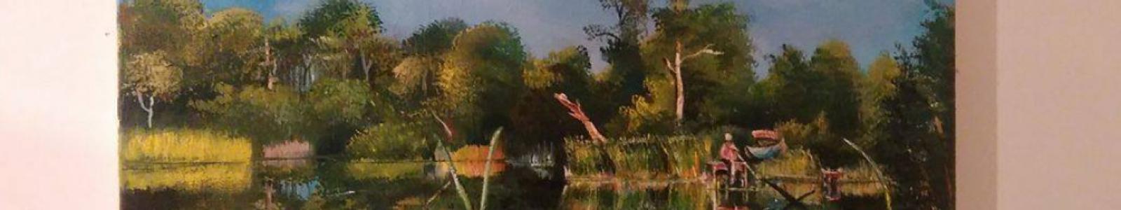 Gallery Painter zauri tsomaia