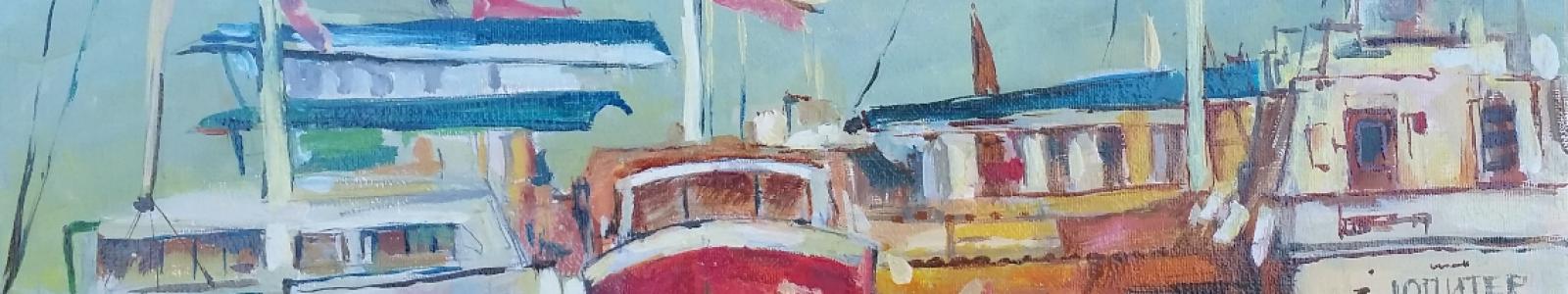 Gallery Painter Olga Zagvozdina