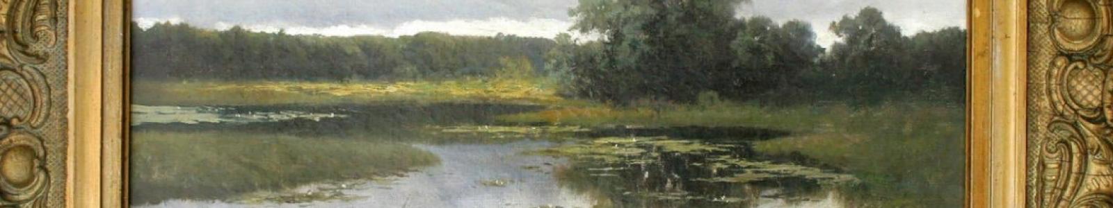 Gallery Painter Boris Merkulov