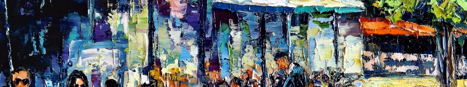 Gallery Painter Sergey Efremov