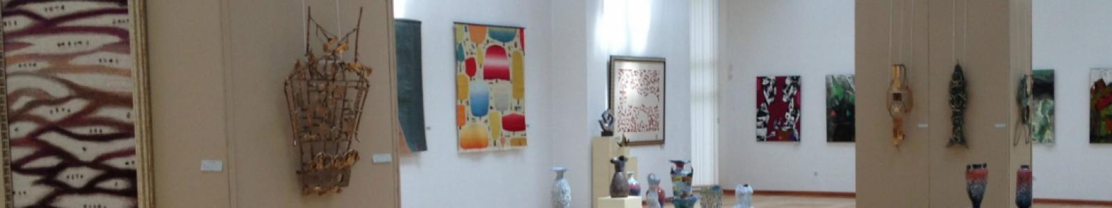 Gallery Painter Mukhtar Syzdykov
