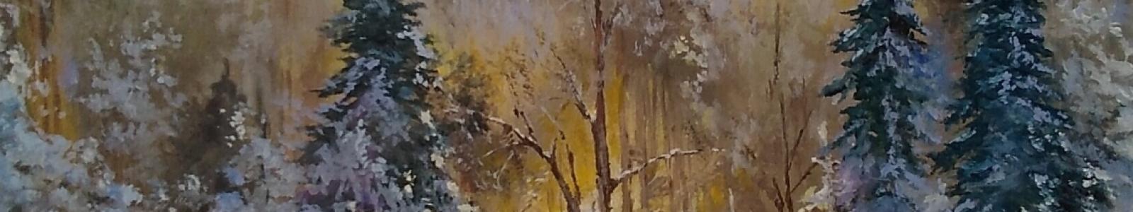 Gallery Painter Yury Apoyants