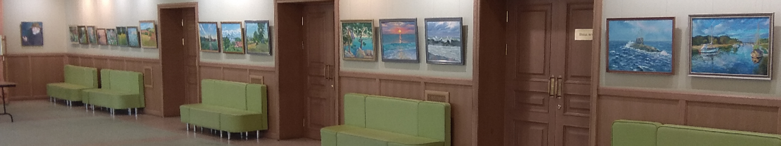 Gallery Painter vladimir fedorov