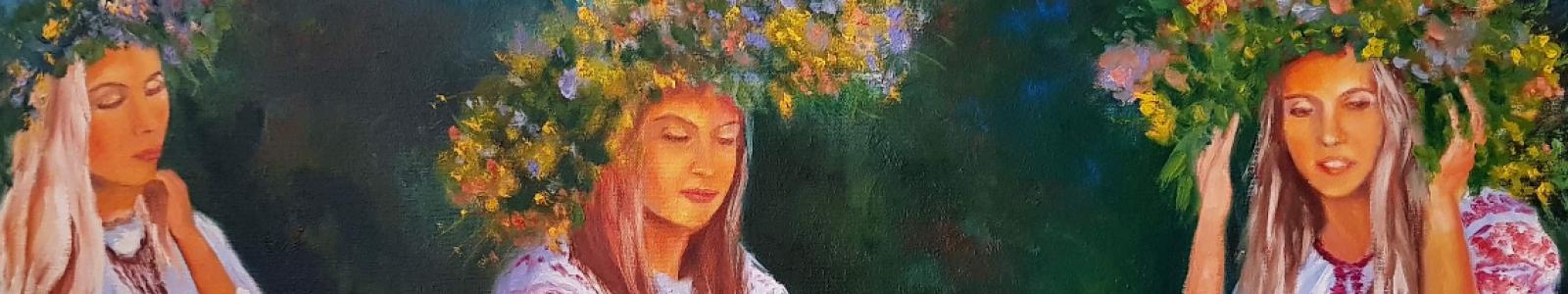 Gallery Painter Svetlana Grishkovec-Kiisky