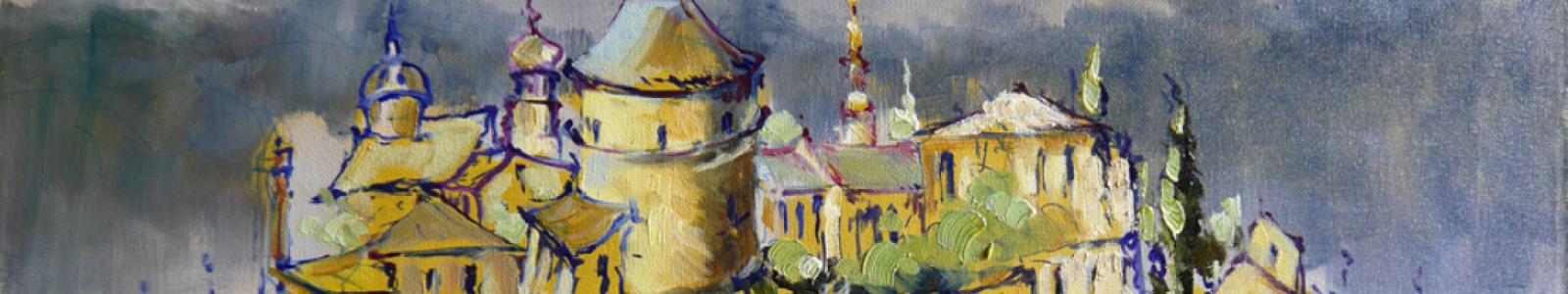 Gallery Painter Marina Kozlovska