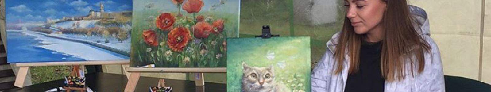 Gallery Painter Anastasia Oraina