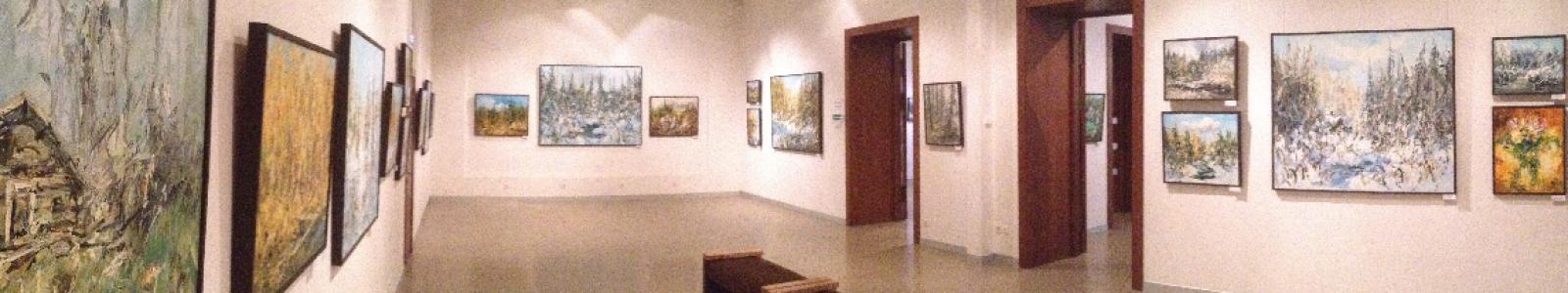 Gallery Painter Valeriy Ushkov