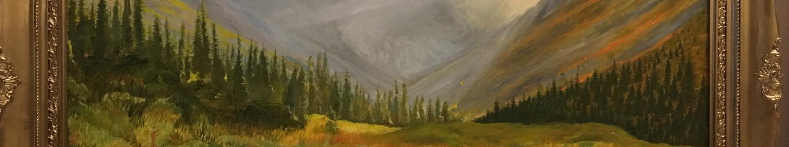 Gallery Painter Daulet Baidybek