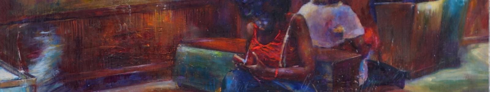 Galerie Artiste Svetlana Malakhova
