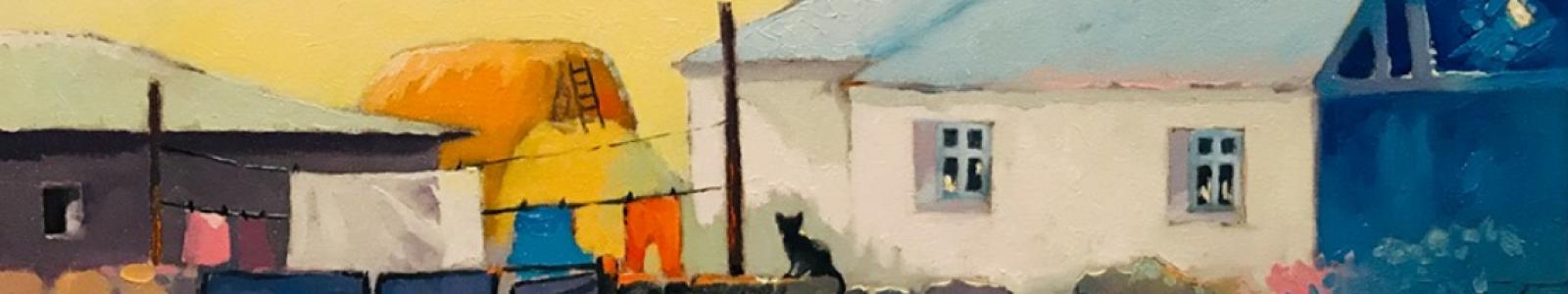 Gallery Painter Sevak Baghdasaryan