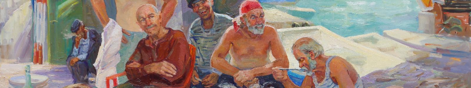 Gallery Painter Juliya Kolaktionova