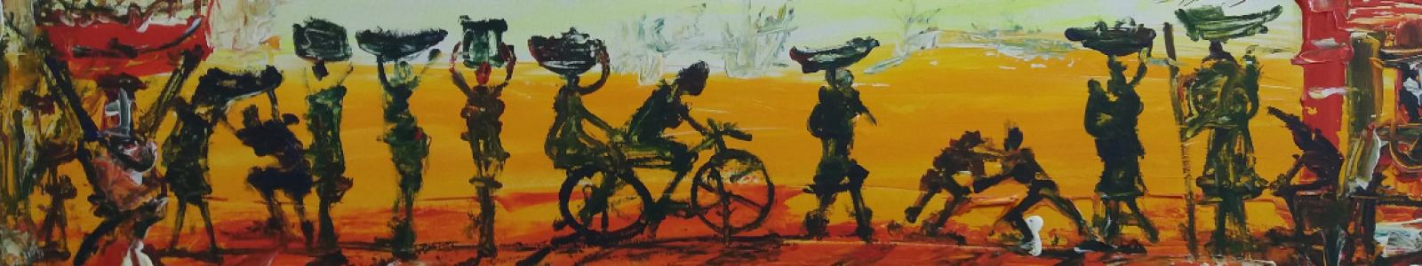 Gallery Painter Bob Usoroh