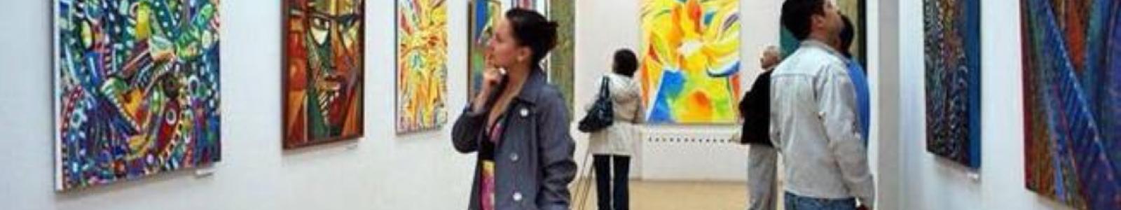 Gallery Painter Mihail Fotiev