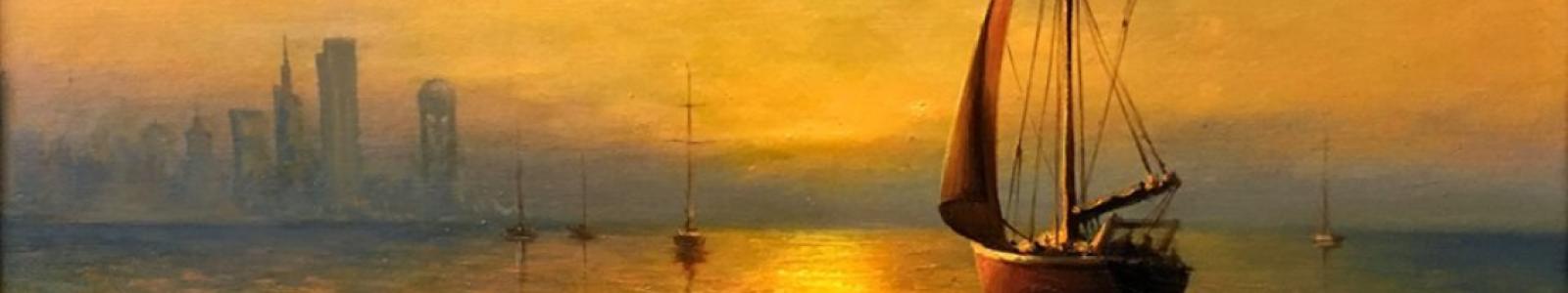 Gallery Painter lado Sharashidze