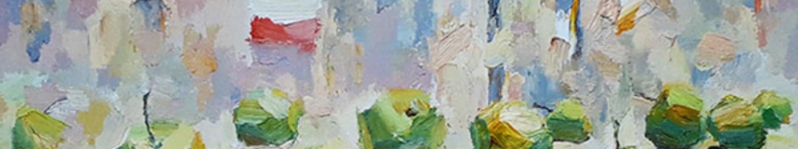 Galerie Peintre sergei balenok