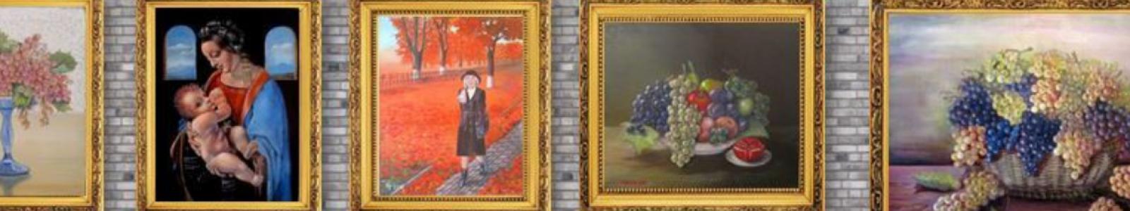 Galerie Bildmaler Tamara Yakubovskaja
