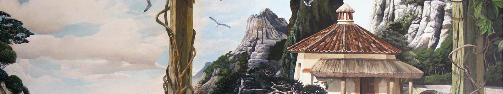 Gallery Painter Pavel Korzukhin