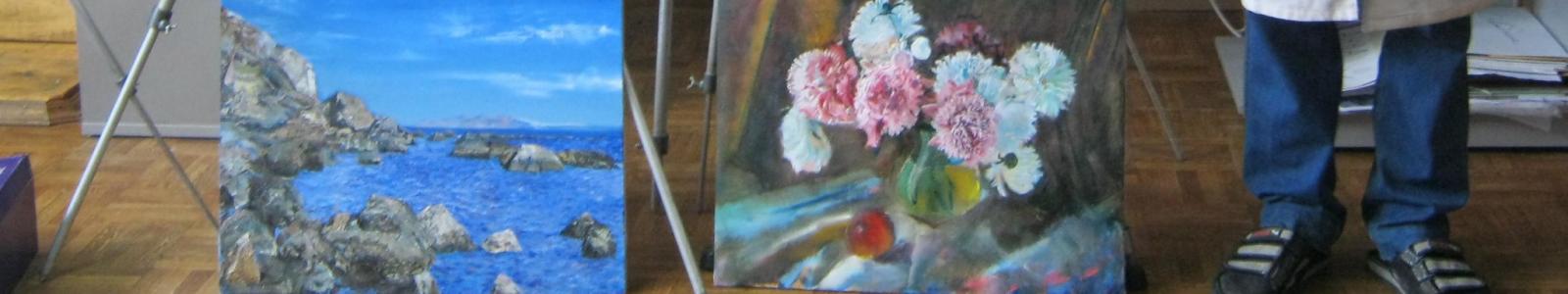 Gallery Painter Artyom Ukhov